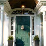 Morgan House Bed & Breakfast front door