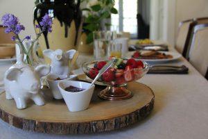 Morgan House - Breakfast
